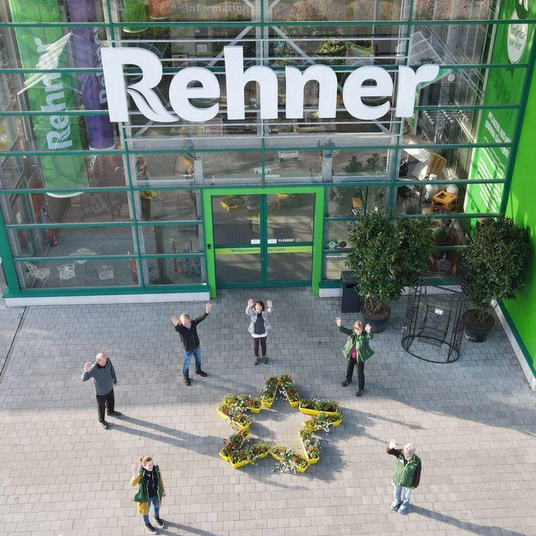 Rehner Gartencenter - 55545 Bad Kreuznach